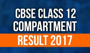CBSE Class 12 Compartment Result 2017 Declared at cbse.nic.in