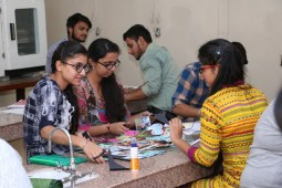 Swachh Bharat Pakhwada was initiated in the DAV College