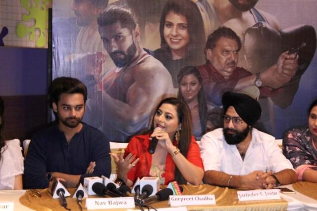 "A Boxing based Talkie is all set to drive-in the Punjabi Cinema!!!...""Kirdar-E-Sardar"""