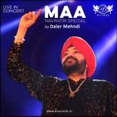 Daler Mehndi regales his audiences with an exclusive performance dedicated to ADI SHAKTI