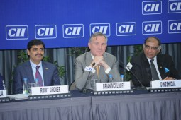 Interactive Session with His Excellency, Mr Brian McElduff, Ambassador of Ireland to India at CII NR Headquarters