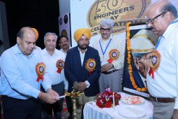 50th Engineers Day Celebrated by 'Punjabi Engineers Welfare Society'