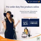 JetBoutique- JET AIRWAYS Inflight Shopping goes online