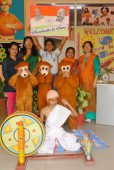CRB School Celebrates Gandhi Jayanti