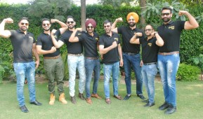 The Trio, Nadar Films, Rhythm Boyz Entertainment and J Studio bangs in once again with : Bhalwan Singh