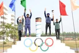 12th Annual Athletics Meet Begins at Shaheed Udham Singh Group