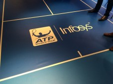 ATP and Infosys Launch 'Second Screen', Offering Real-Time Insights into Player Performance