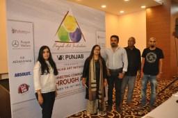 """""""Punjab Art Initiative"""" logo unveiled; To be region's largest, community focused art celebration"""