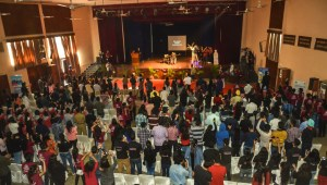 A One-of-a-Kind Motivational Talk Event Concludes in High Zeal & Verve at DAV College