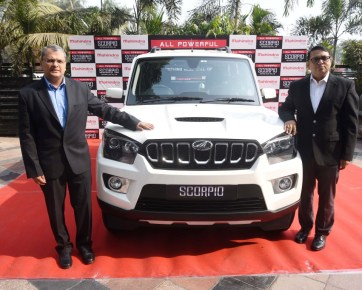 New 'All Powerful' Scorpio is more powerful, stylish, hi-tech, luxurious & refined