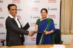 SIDBI & CRISIL sign an MoU to launch CriSidEx –  India's first MSME Sentiment index
