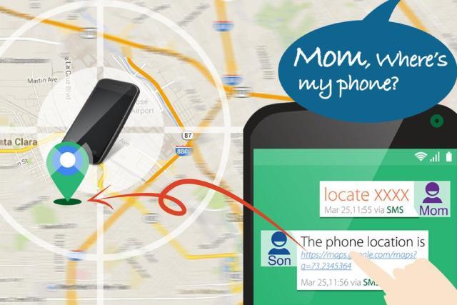 Anti Theft & Find My Phone