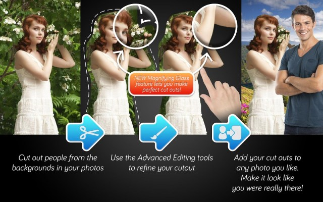 The Best Cut Paste Photo Apps for Android