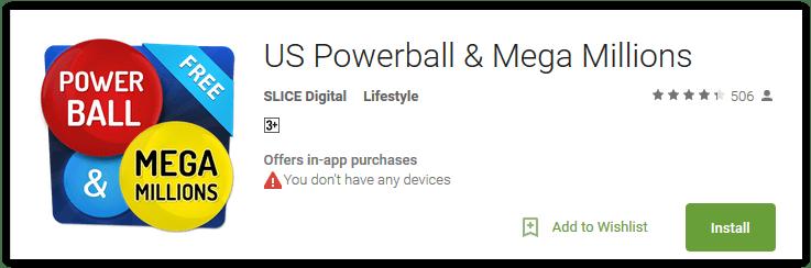 US Powerball & Mega Millions
