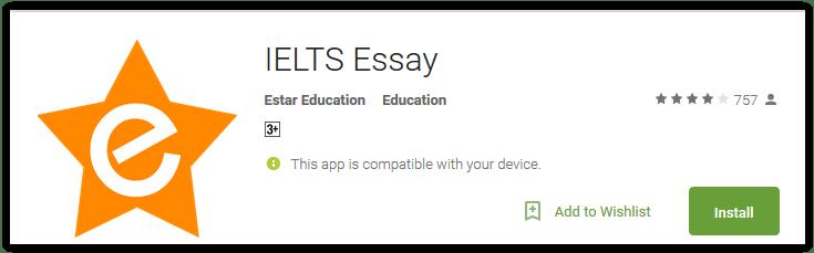 past ielts essays