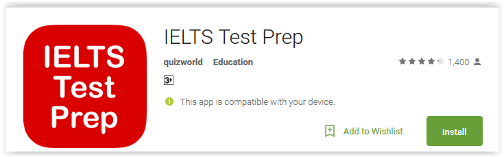 IELTS Test Prep