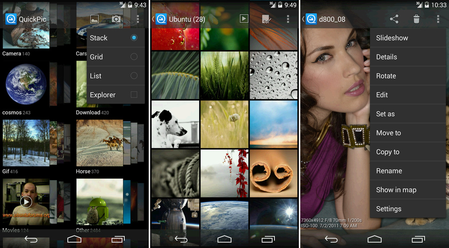 Top 7 Best Photo Gallery Apps for Android