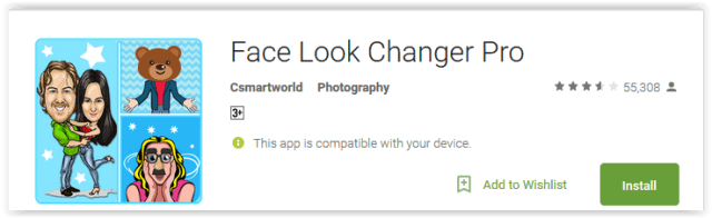 Face Look Changer Pro