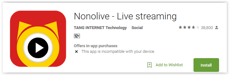 nonolive-live-streaming