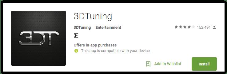 3d-tuning