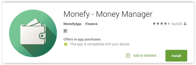 Monefy - Money Manager