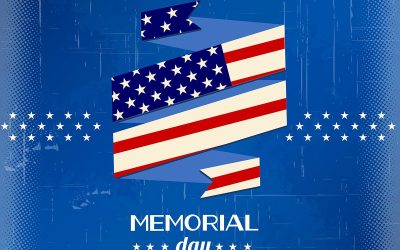 We will be CLOSED Memorial Day, May 30th