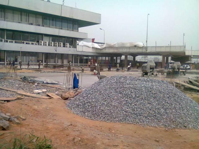 Expansion of Murtala Mohammed international airport