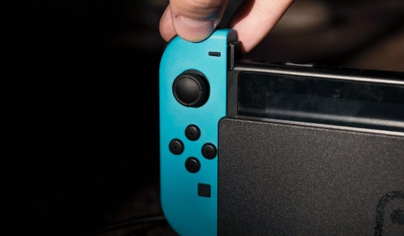 Nintendo Switch JoyCon