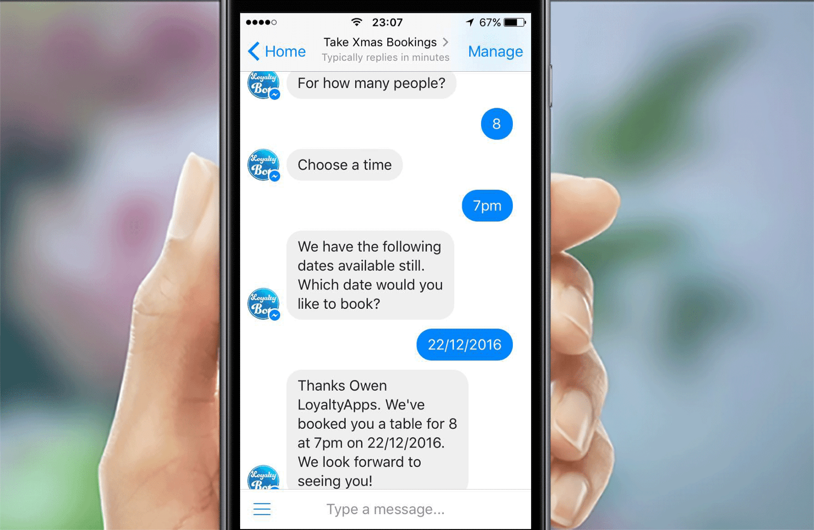 Big Data y Chatbots