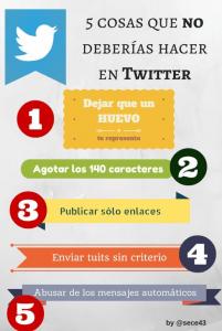 5cosasquenohacerentwitter
