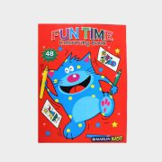 Fun Time Colouring Book 48 Pages