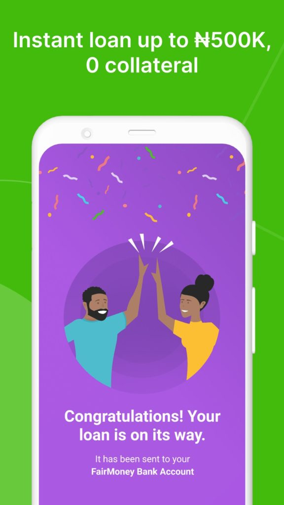 Fairmoney loan app