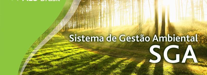 Cursos EAD – Sistema de Gestão Ambiental – AES Brasil