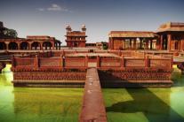 Escapada real con Agra