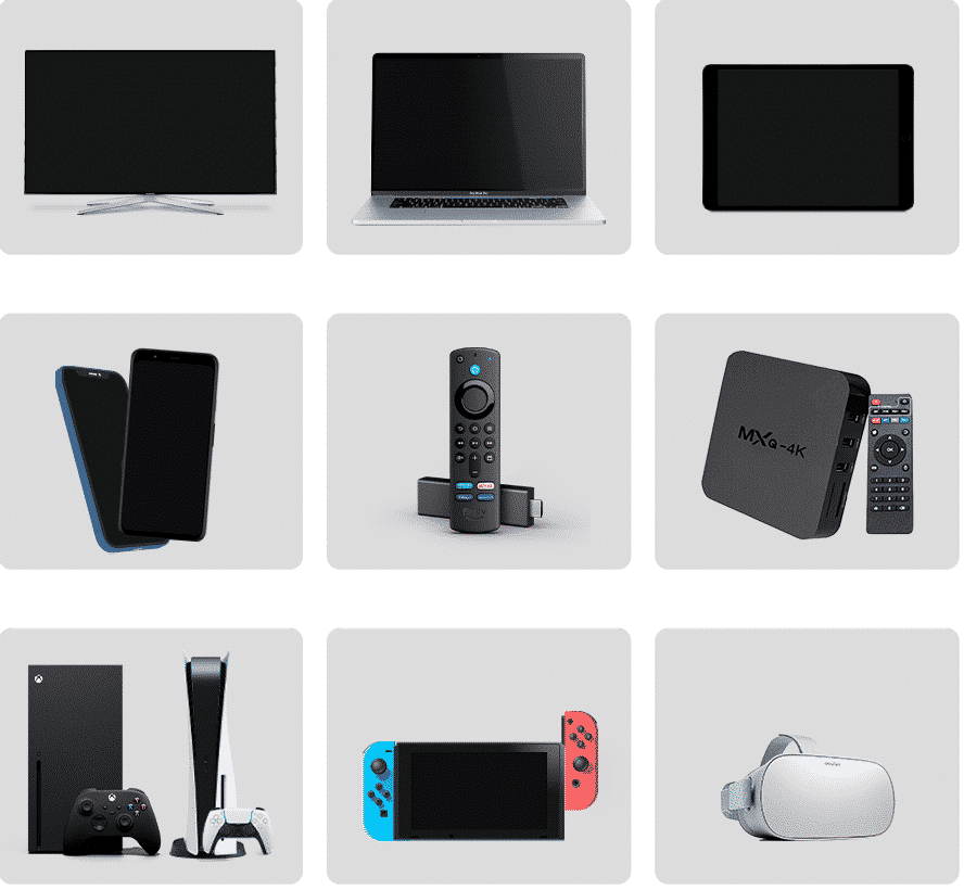Devices Offered Catalogue