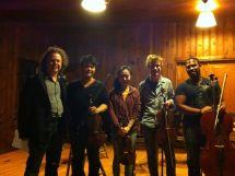Matt Haimovitz and the Members of the Nebula Quartet