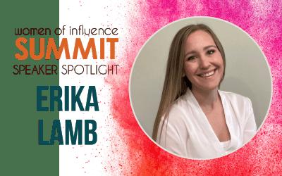 Summit Spotlight: Erika Lamb