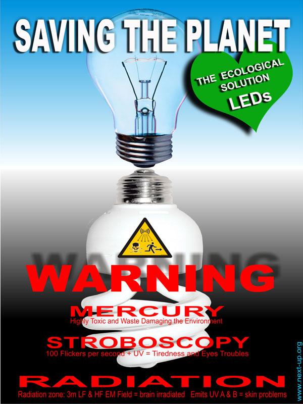 Types Fluorescent Light Bulbs