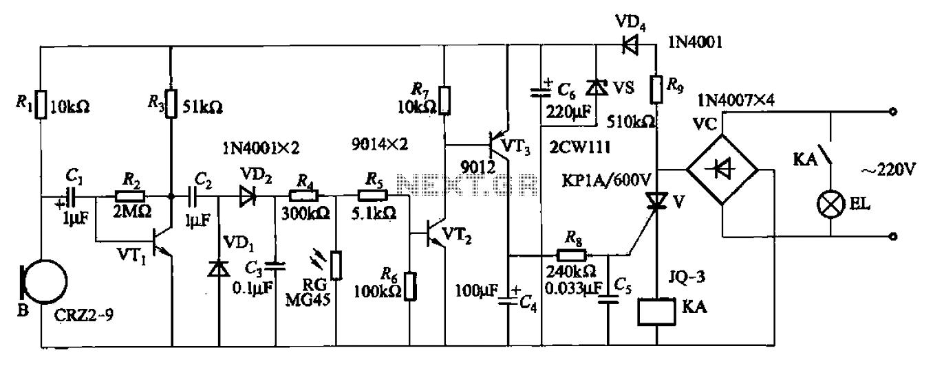 Laser Led Circuit Page 9 :: Next.gr