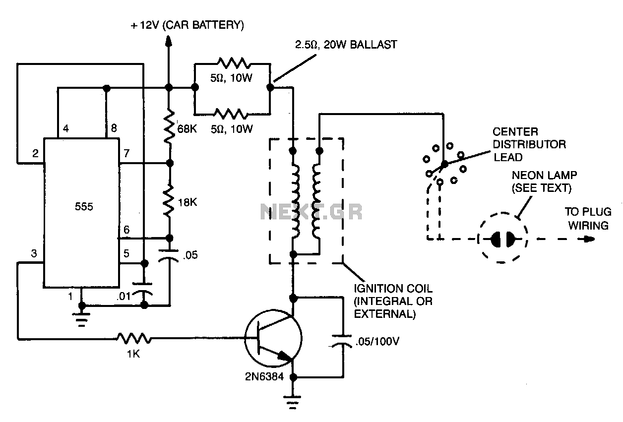 Automobile-ignition Under Car Bike Circuits -13143- : Next.gr