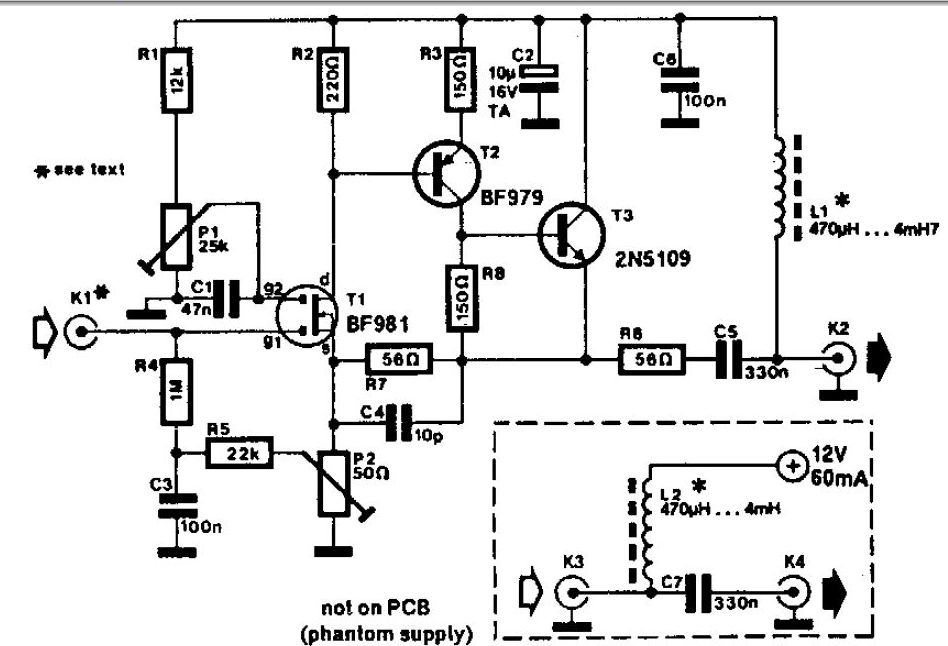 Antenna Project Page 4 : Antenna Circuits : RF Circuits