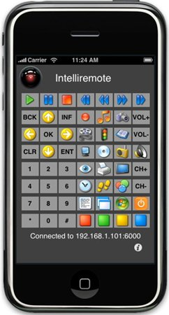 Intelliremote для iPhone