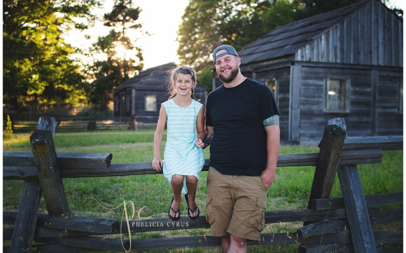 Sunset Session at Fort Vancouver – Destination Photographer