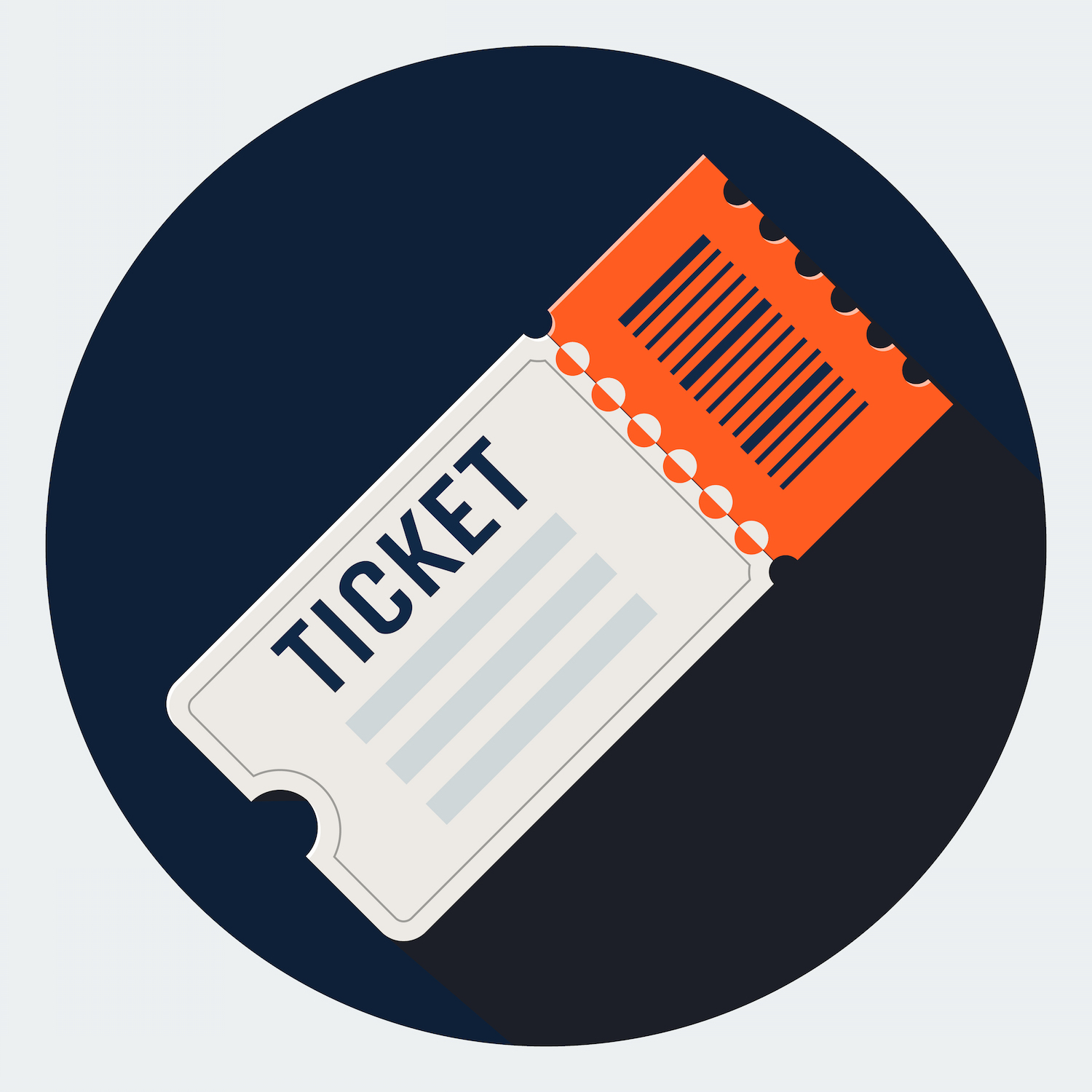 tickets design online for free
