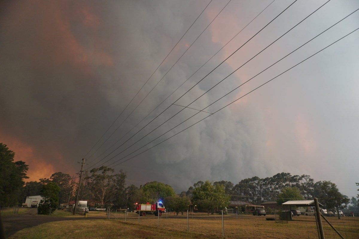 The Users' Guide to the Future #3 – Can we fight bushfires with cool burns?