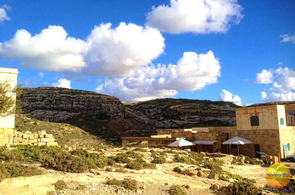 mountain view gozo