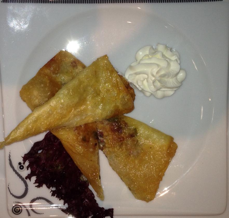 Istanbul delightful dessert