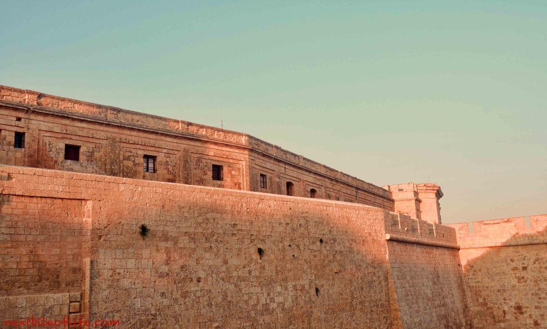 mdina walls