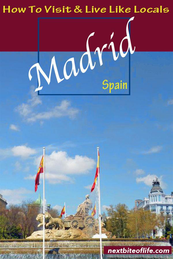 Madrid visit like locals #Madrid #spain #madridmustsee #madridguide #visitmadrid #madridlikelocals #whattoseemadrid #whattodomadrid #santiagobernabeu #madridguide