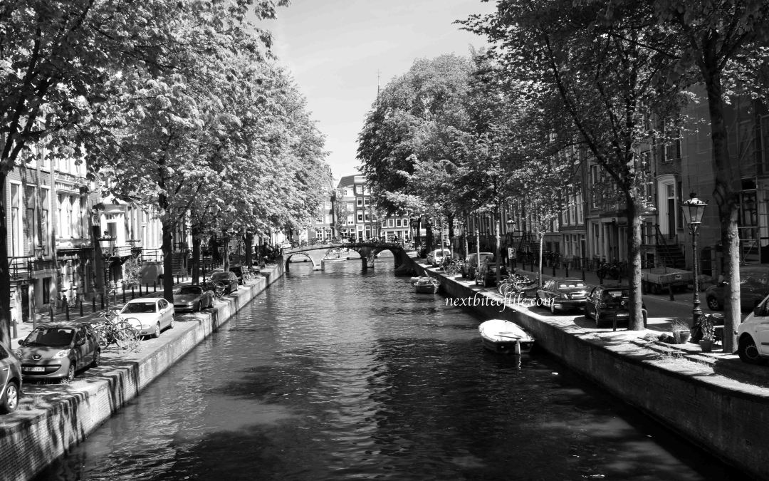 Amsterdam Is Ordinary. (Why I think it's just..okay)